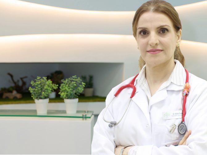 Dr. Seba Fadel Medical Director | Specialist Pediatrician